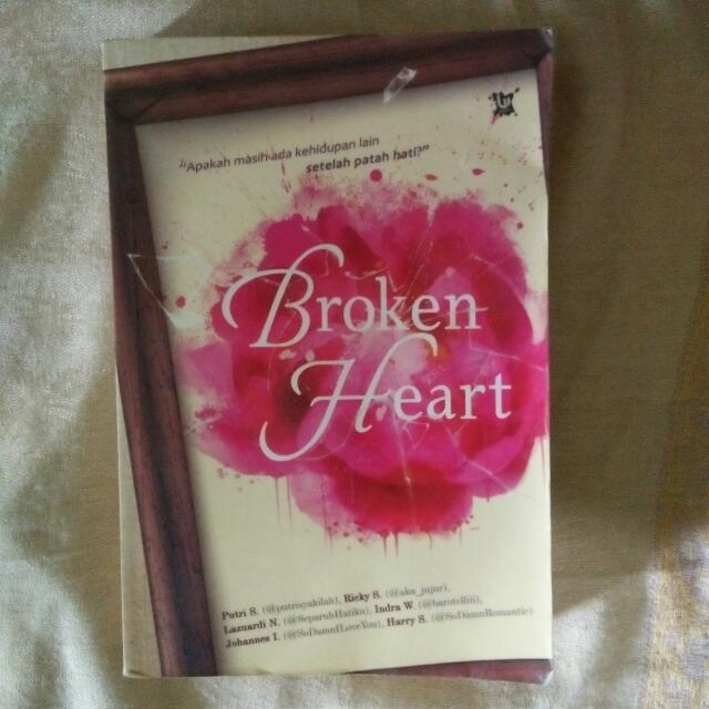 (Signed!) Broken Heart