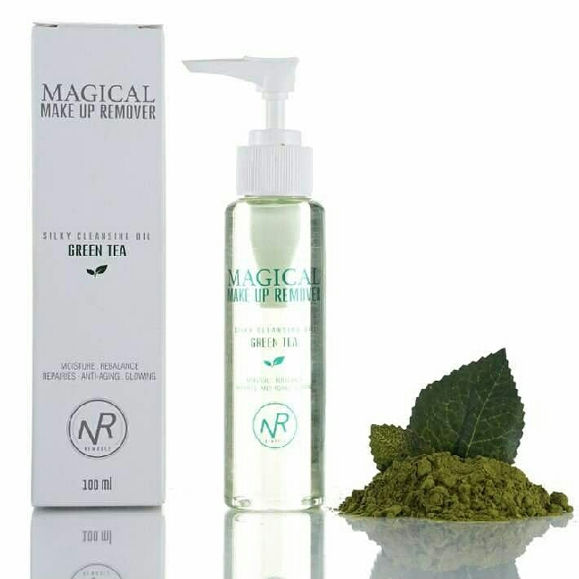 Soothing Magic Oil Make Up Remover