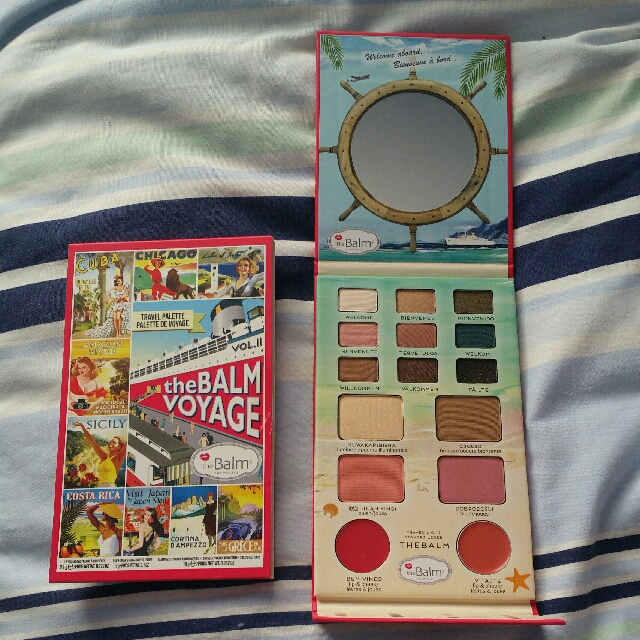 The Balm Voyage Volume 2