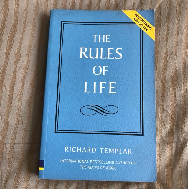 The rules of life by richard templar books stationery fiction on photo photo photo photo fandeluxe Gallery