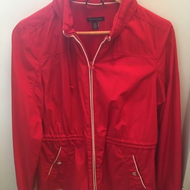 Tommy Hilfiger Rain coat size S