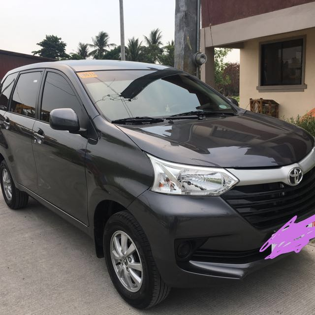 Toyota Avanza 2017 (pm for inquiries)