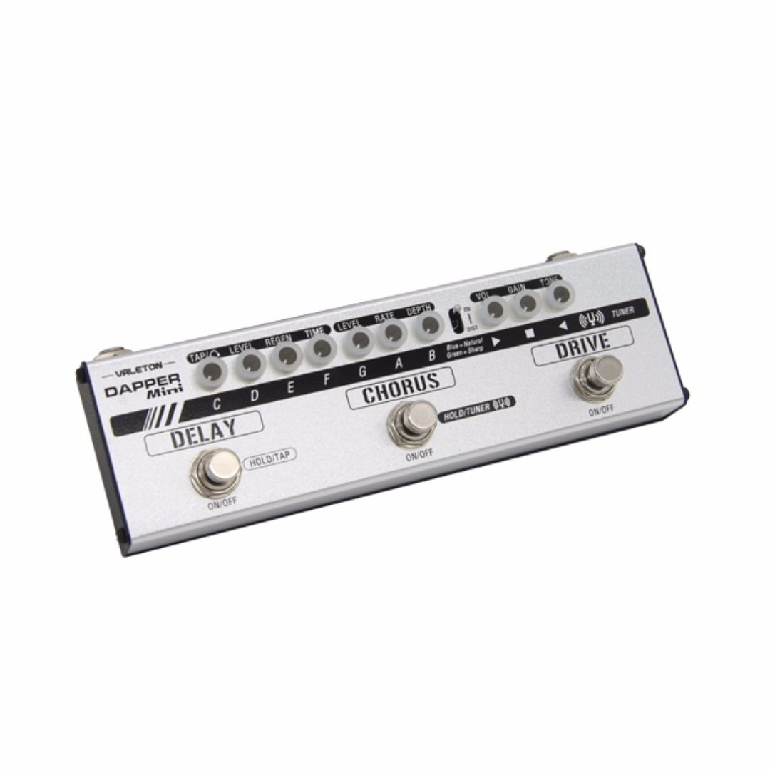 "Valeton DAPPER MINI ""5in1 Effects Strip"""