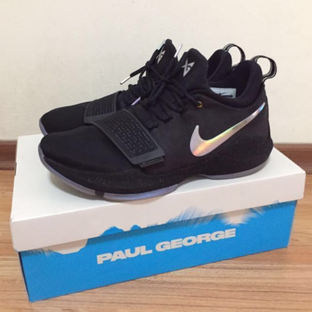 b2bd1acade6c VNDS PG 1 Shining limited edition US12 Paul George by Nike Basketball (  PRICE NEGOTIABLE)