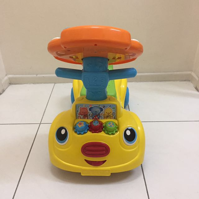 Vtech Sit & Discover Ride On