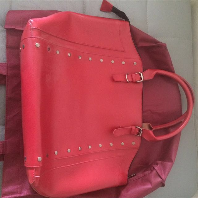 Woman Fashion Bag Red