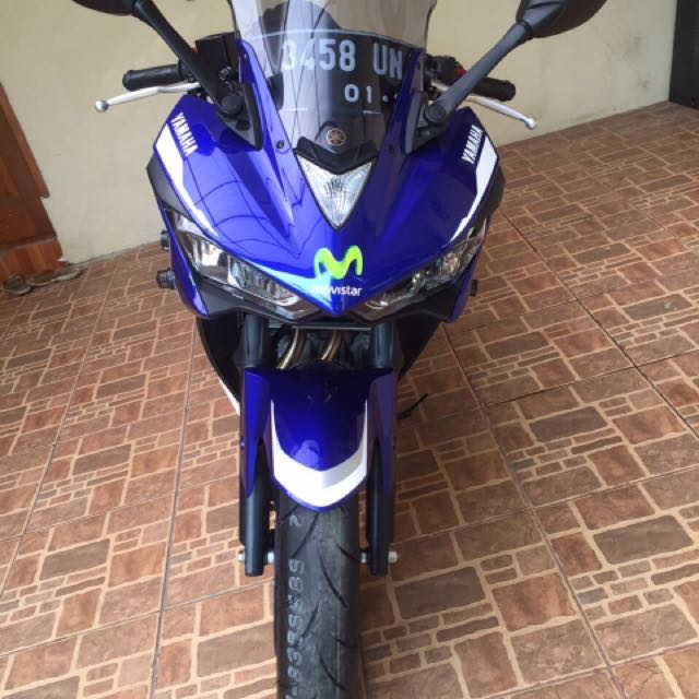 Yamaha R25 th 2017 Januari