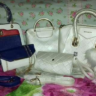 Tas Fashion Import 2in1
