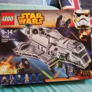Lego 75106 MISB