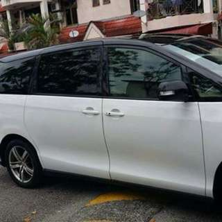 Toyota Estima Acr50 Sg