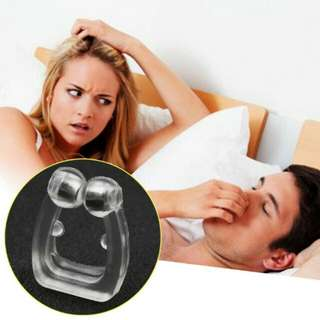 Health Care Anti Snore Nose Clip Night Sleeping Anti Snoring Clip