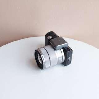 Sony NEX 5 + 18-55mm Kit Lens