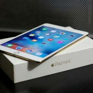Kredit New iPad Mini 4 128GB Wifi tanpa kartu kredit proses 30menit