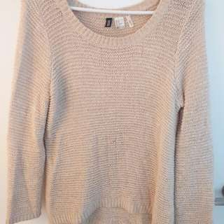 H&M loose sweater /top