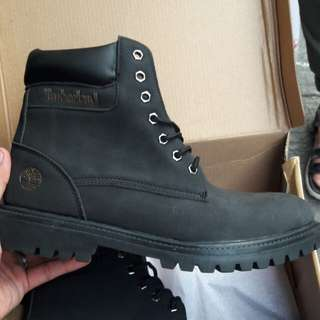 Timberland Boots Black (replica)