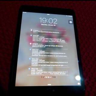 Ipad Mini 1 Black (32 GB)