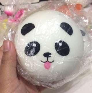 Jumbo Panda Slow-Rising Squishy