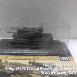 Allscript DeAgostini Combat Battle Tanks Collectibles