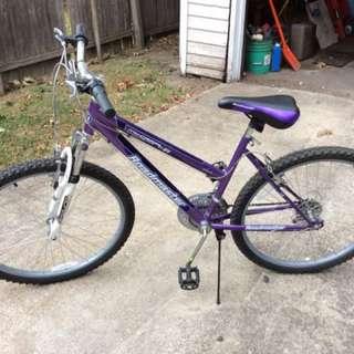 Ladies bike like New