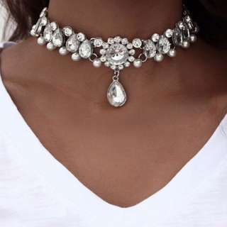 Diamond Choker