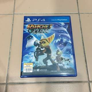 Ratchet & Clank R-ALL
