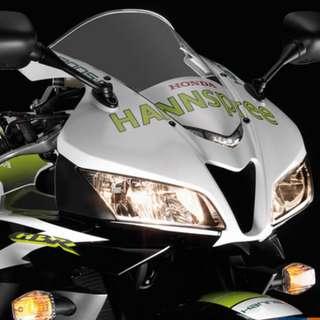 Honda CBR600 RR