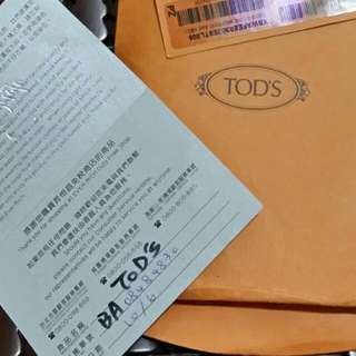 ToDs  2用包<正品>