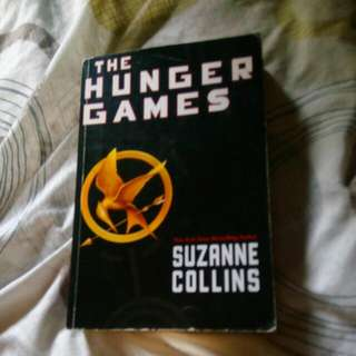 Hunger Games Paperback