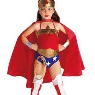 Authentic Wonder Woman Costume