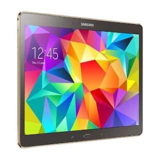 Samsung Tablet S 10.5 SM-T800