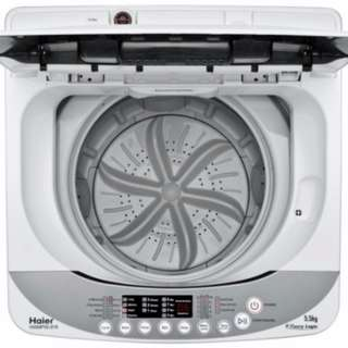 HAIER Washing Machine HWMP55-918 (5.5kg) $350.00