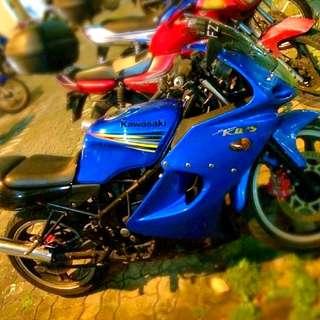 Kawasaki ZX150M Aka KR150 / KRR