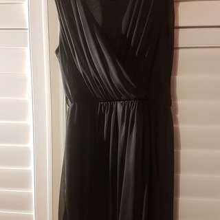 Black dress XS - H&M