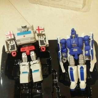DX9 X-03 Medilance and Plague Transformers
