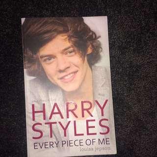 Harry StyleS Auto Biography