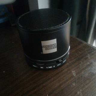 American express bluetooth speaker
