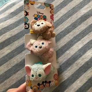 ✭小泡阿木✭畫家貓、Duffy丶雪莉玫髮飾3個/組