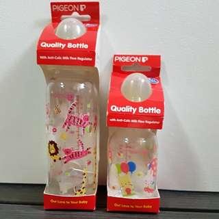Pigeon Milk Bottle 8oz and 4oz