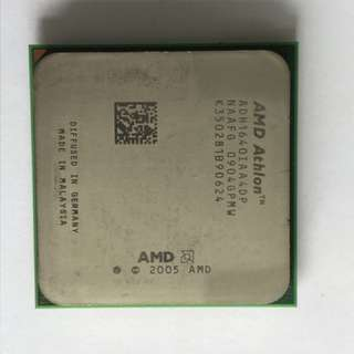 AMD Athlon 64 LE-1640 / 2.6 GHz processor Series cpu