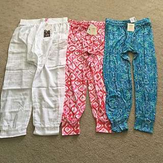 Harem Beach pants