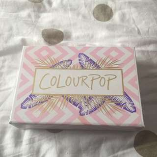 Colourpop Empty Palette