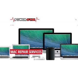 Mac Repair Services