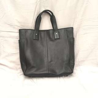 Coach Manhattan Large Tote Leather