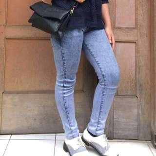 Jeans Wash Acid