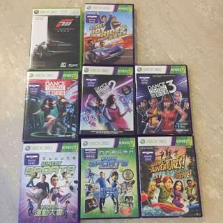 Xbox 360 Games ( Update- Pls See Below For Remaining Titles)