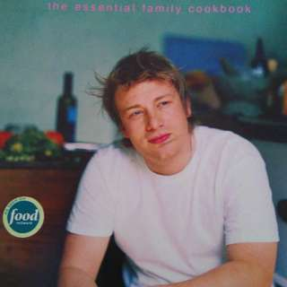 Jamie Oliver Jamie's dinners the essential family cookbook