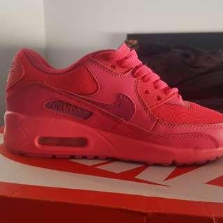 Hot Pink Nikes
