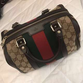 Boston Gucci bag