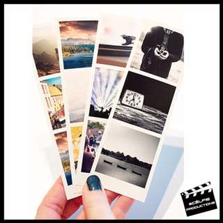 Photostrips printing / Instagram printing