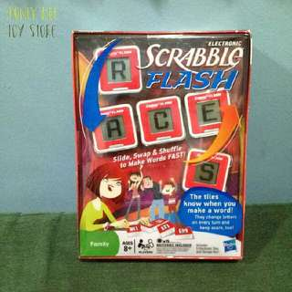 Hasbro Scrabble Flash